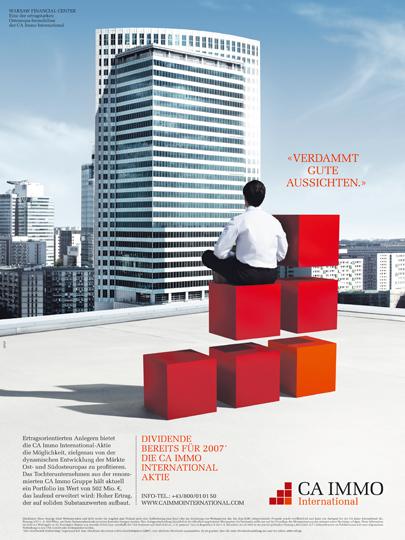 UDO TITZ / ADVERTISING / CA IMMO / 2