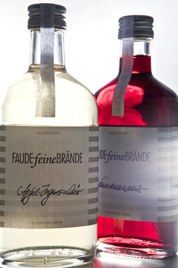 UDO TITZ / ADVERTISING / FAUDE FEINE BRÄNDE / 1