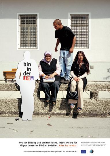 UDO TITZ / ADVERTISING / LERNBAR / 1