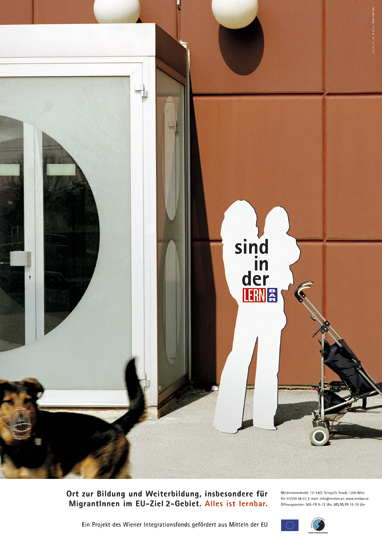 UDO TITZ / ADVERTISING / LERNBAR / 2