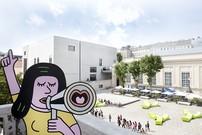 UDO TITZ / Advertising / MUSEUMSQUARTIER / 1
