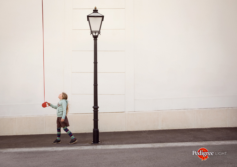 UDO TITZ / ADVERTISING / PEDIGREE LIGHT / 1