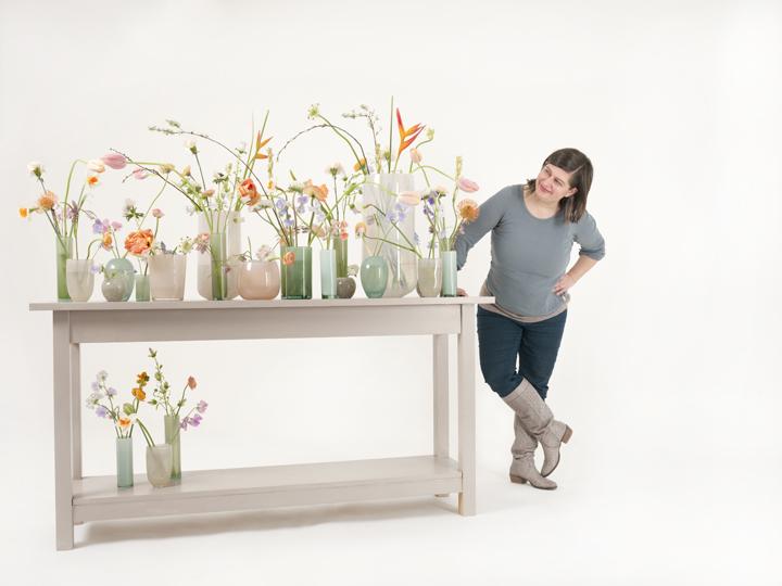 UDO TITZ / EDITORIALS / FLOWERS / Blumengestalten