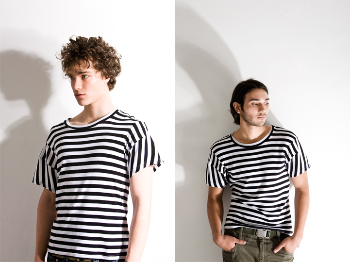 UDO TITZ / FASHION / WHITE STRIPES / 1