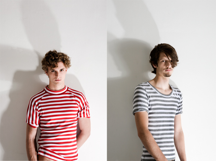UDO TITZ / FASHION / WHITE STRIPES / 3