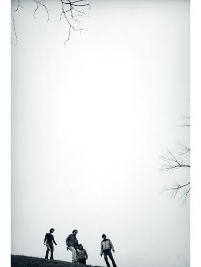 UDO TITZ / PORTRAITS / RIZ MASLEN PARK / PARK
