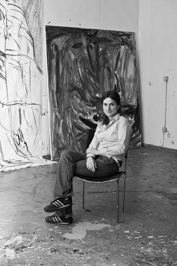 UDO TITZ / PORTRAITS / VIENNA ART WEEK:WERNER REITERER-MAJA VUKOJE-PROPELLER Z-TAMUNA SIRBILADZE-VERENA DENGLER-ANTHONY AUERBACH / TAMUNA SIRBILADZE