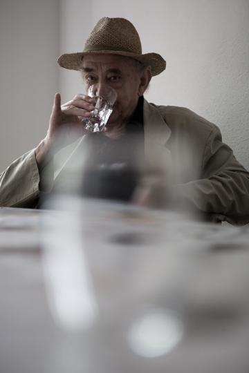 UDO TITZ / PORTRAITS / DANIEL SPOERRI / 6