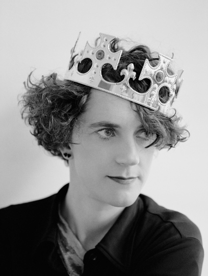 UDO TITZ / PORTRAITS / OLGA NEUWIRTH EVA HERZEGOVA / OLGA NEUWIRTH