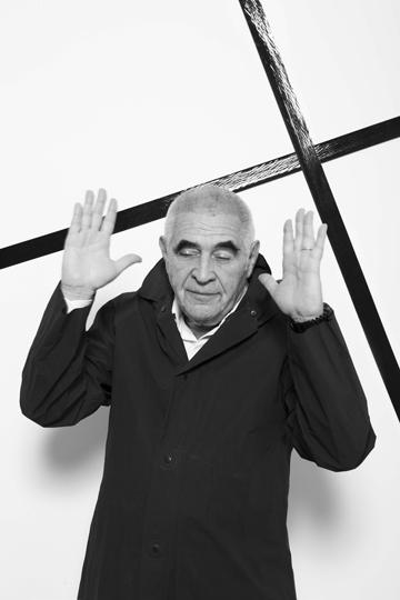 UDO TITZ / PORTRAITS / PETER NOEVER / PETER NOEVER