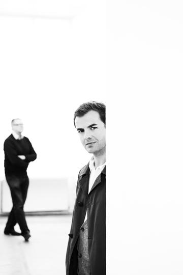 UDO TITZ / PORTRAITS / VIENNA ART WEEK:GALERIE CHARIM / EMANUEL LAYR