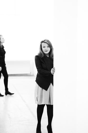 UDO TITZ / PORTRAITS / VIENNA ART WEEK:GALERIE CHARIM / MIRYAM CHARIM