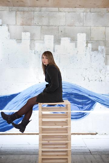 UDO TITZ / PORTRAITS / VIENNA INSURANCE ARTISTS 1 / LUCIA STRANAIOVA