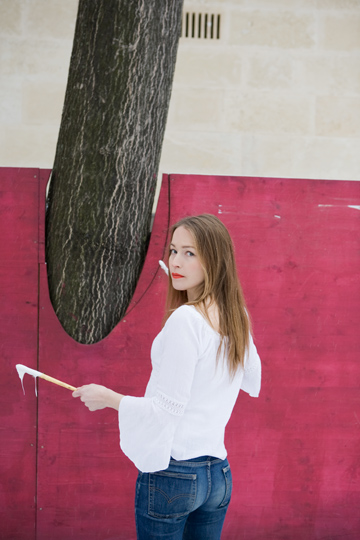 UDO TITZ / PORTRAITS / VIENNA INSURANCE ARTISTS 1 / MARUSA SUSTAR